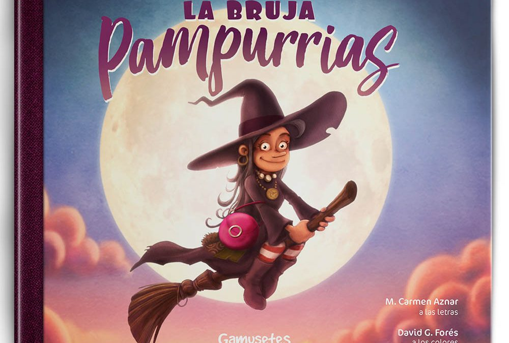 La bruja Pampurrias