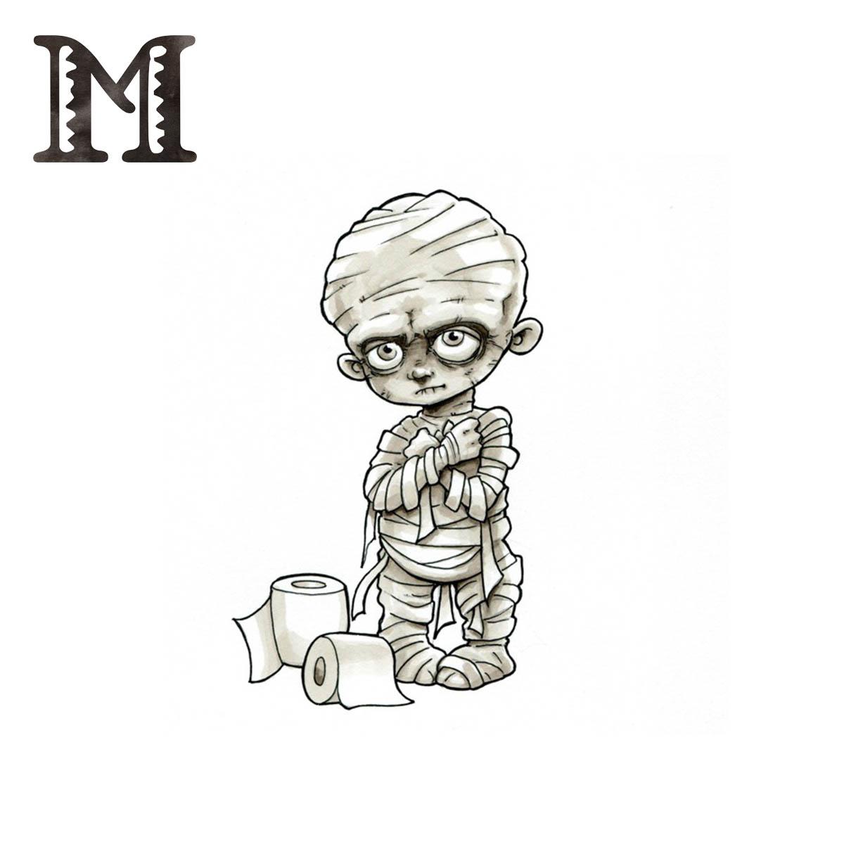 la momia mummy