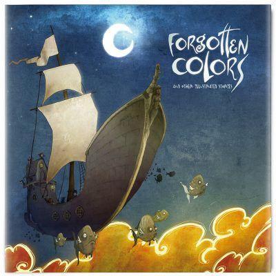 Forgotten colors Book