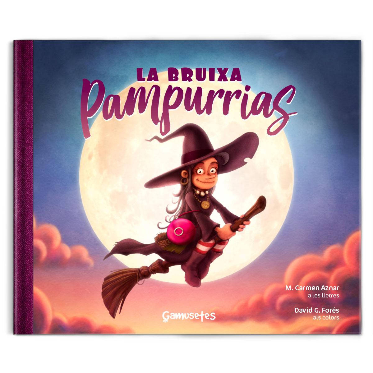 La bruixa Pampurrias catalá contes