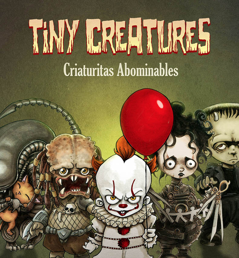 tiny creatures pennywise