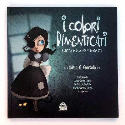 i colori dimenticati libro ilustrado italiano colores olvidados
