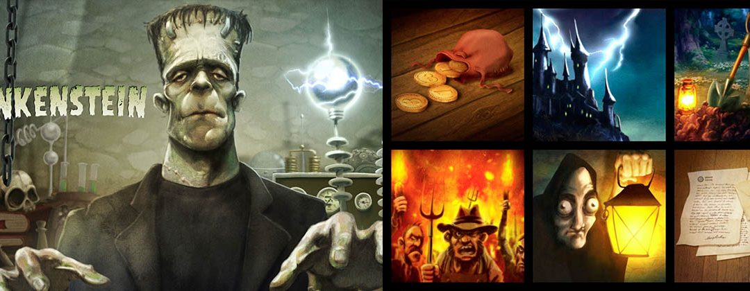 Frankenstein, construye tu monstruo