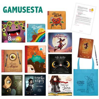 selección de libros para colegios de infantil y primaria