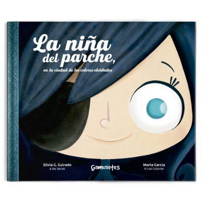 la niña del parche en la ciudad de los colores olvidados libro infantil ilustrado primaria
