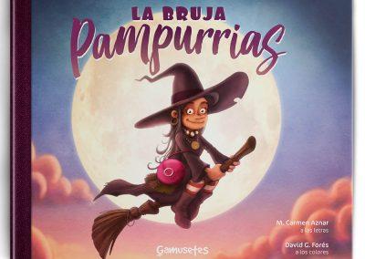 La bruja Pampurrias