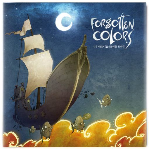 Forgotten colors Book