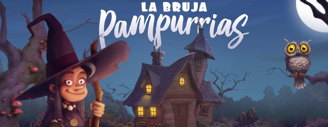 La bruja Pampurrias reserva