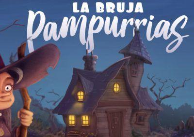 La bruja Pampurrias reserva