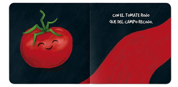 Tomate rojo